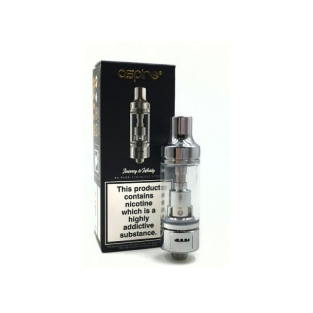 Aspire K1 Plus Stainless Steel Tank - 1.8 Ohm - Vaping