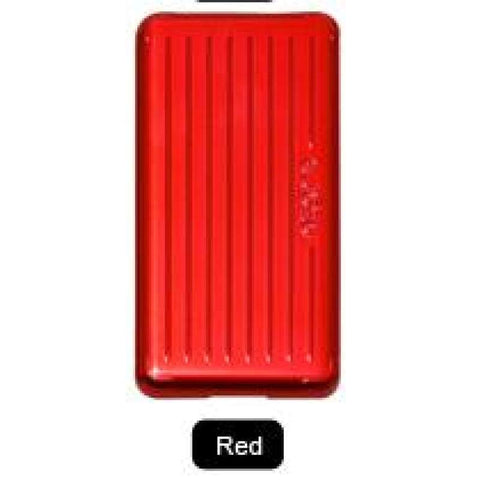 Aspire Puxos Replacement Covers - Red