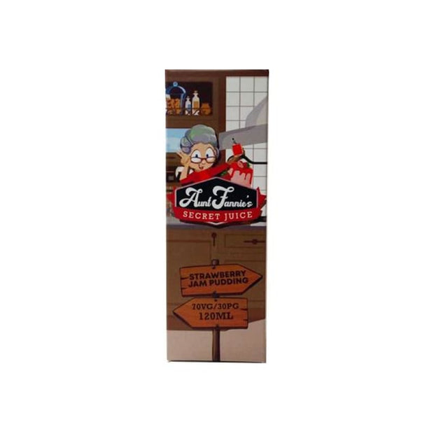 Aunt Fannie's Secret Juice 100ml Shortfill (70VG/30PG) -