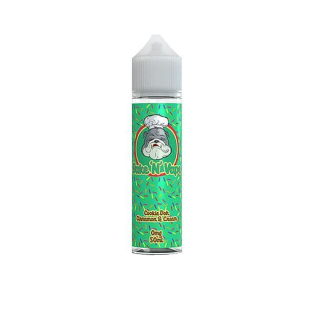 Bake 'N' Vape Bakery 50ml Shortfill (70VG/30PG) - Vaping