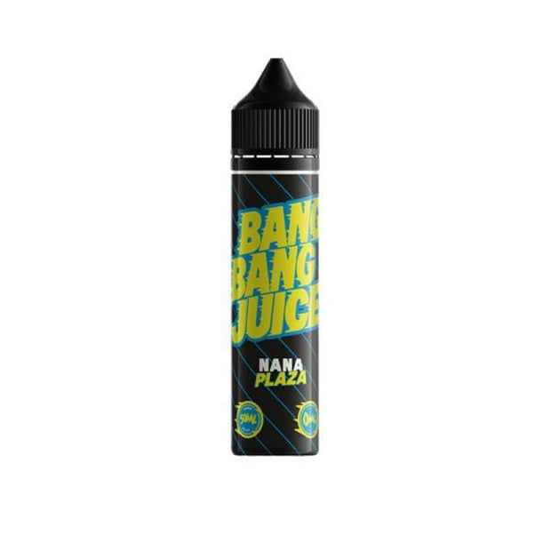 Bang Bang Juice NEW Series! 0MG 50ml Shortfill (70VG/30PG) -