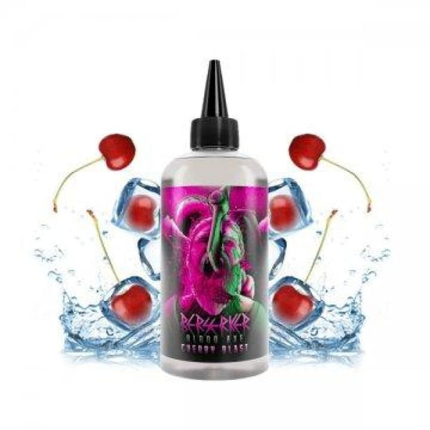 Berserker Blood 200ml Cherry Blast - Berserker