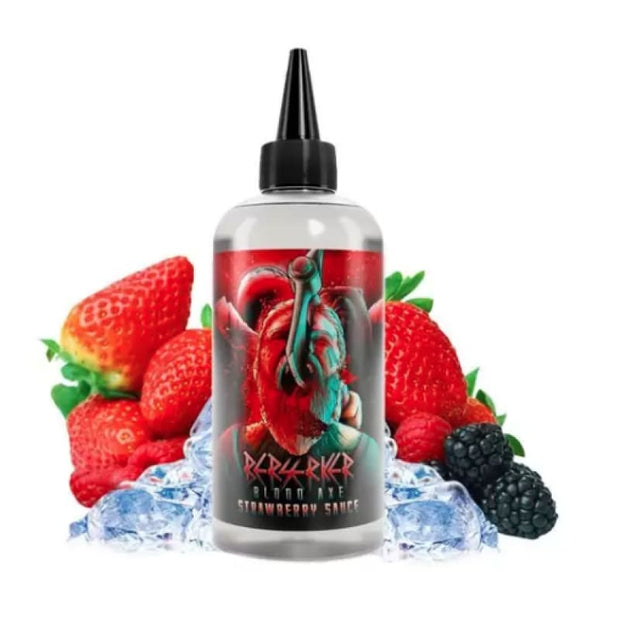 Berserker Blood 200ml Strawberry Sauce - Berserker