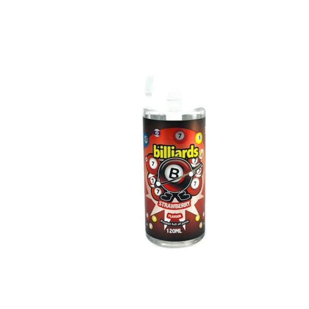 Billiards 0mg 100ml Shortfill (70VG/30PG) - Vaping Products