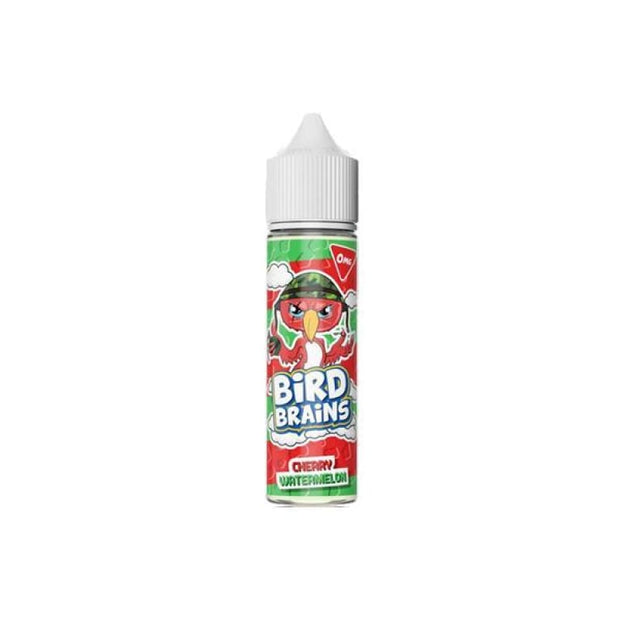 Bird Brains 0mg 50ml Shortfill (70VG/30PG) - Vaping Products