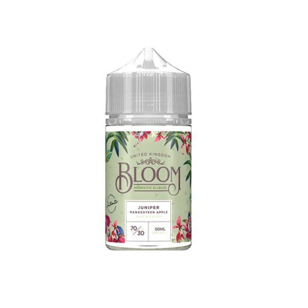 Bloom 0mg 50ml Shortfill (70VG/30PG) - Vaping Products