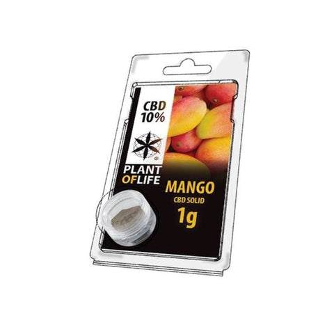 CBD Hash 1g Mango Fruit 10% - CBD Products