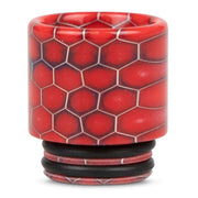 Cobra Drip tip 510 - Red