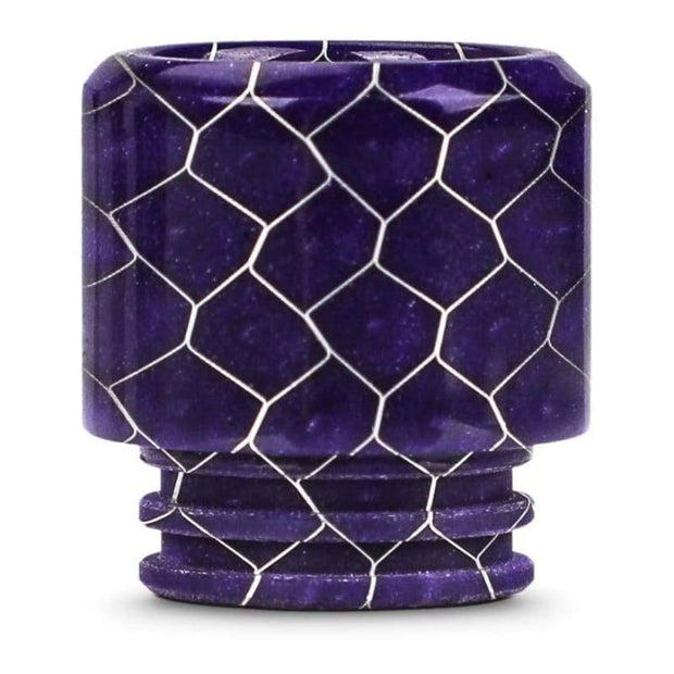 Cobra Drip tip 810 - Purple