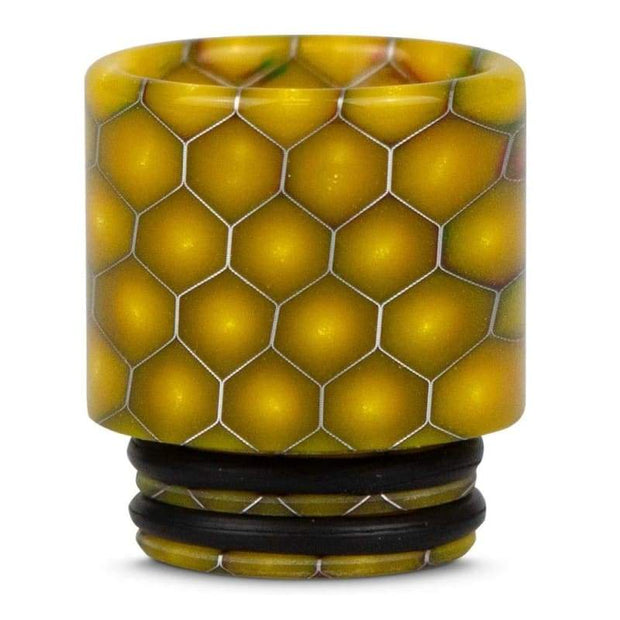 Cobra Drip tip 810 - Yellow
