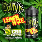Dank CBD - Lemon Haze 30ml