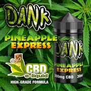 Dank CBD - Pineapple Express 30ml
