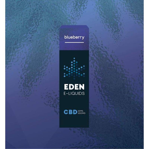 Eden CBD - Blueberry 10ml - 200mg