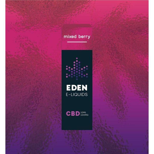 Eden CBD - Mix Berry 10ml - 200mg