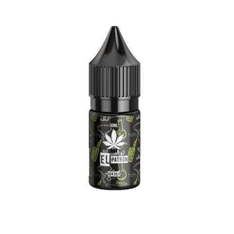 El Patron 300mg Terpene Infused CBD E-liquid 30ml