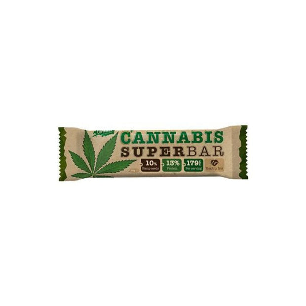 Euphoria Cannabis Protein Super Bar - CBD Products