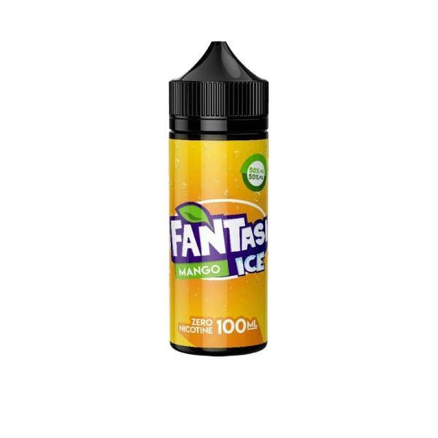Fantasi Ice 100ml Shortfill E-Liquid 0mg (70VG/30PG) -
