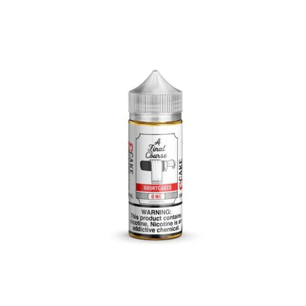 A Final Course 0mg 100ml Shortfill (70VG/30PG) - Vaping