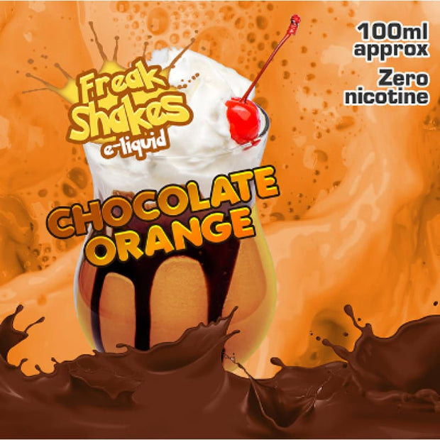 Freak Shakes - Chocolate Orange