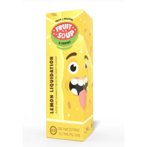 Fruit Soup - Lemon Liquidation 100ml