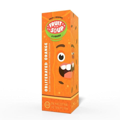 Fruit Soup - Obliterated Orange 100ml