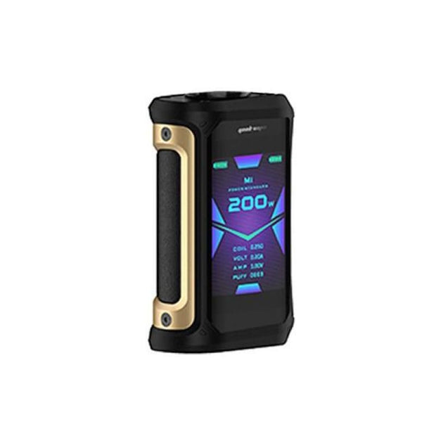 Geekvape Aegis X 200W Mod - Gold Black - Vaping Products