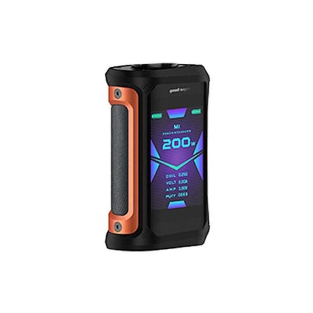 Geekvape Aegis X 200W Mod - Signature Orange - Vaping