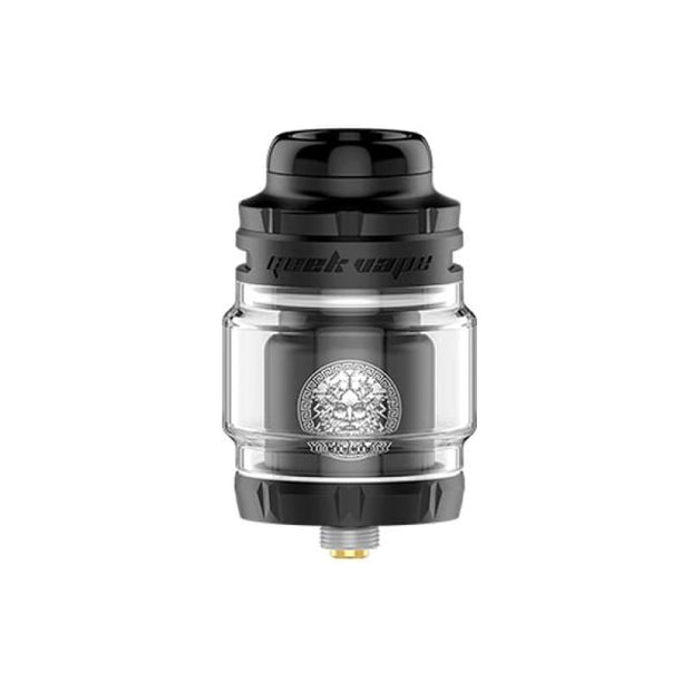 Geekvape Zeus X Mesh RTA Tank - Black - Vaping Products