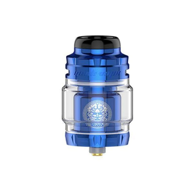 Geekvape Zeus X Mesh RTA Tank - Blue - Vaping Products
