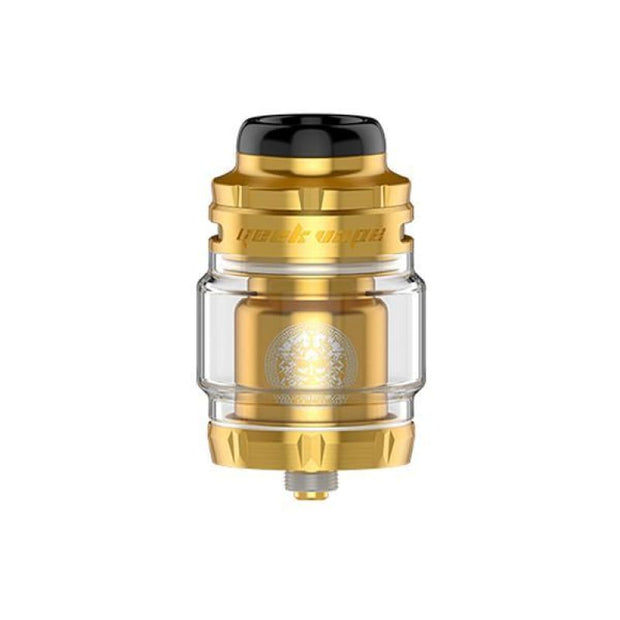 Geekvape Zeus X Mesh RTA Tank - Gold - Vaping Products