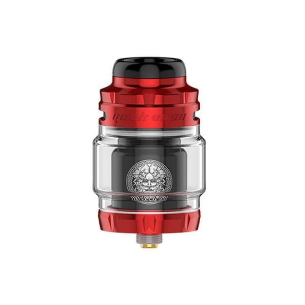 Geekvape Zeus X Mesh RTA Tank - Wine Red - Vaping Products