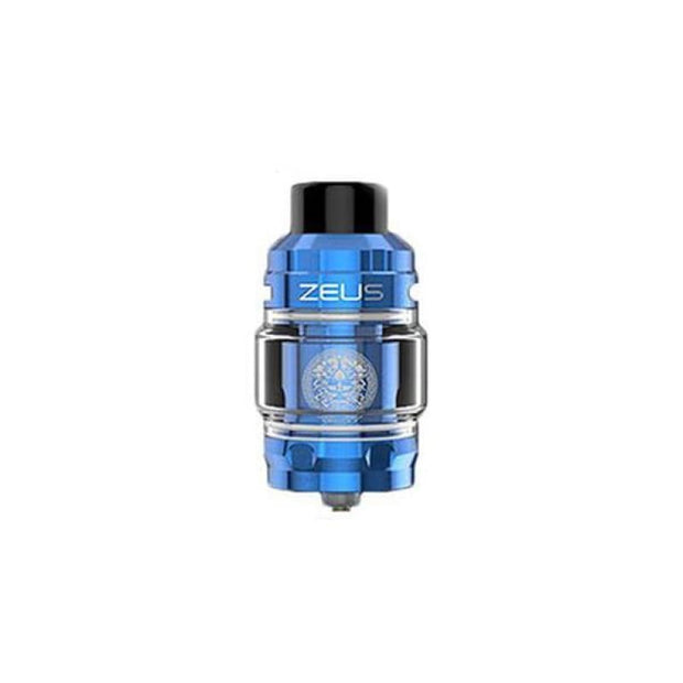 Geekvape Zeus Sub Ohm Tank - Blue - Vaping Products