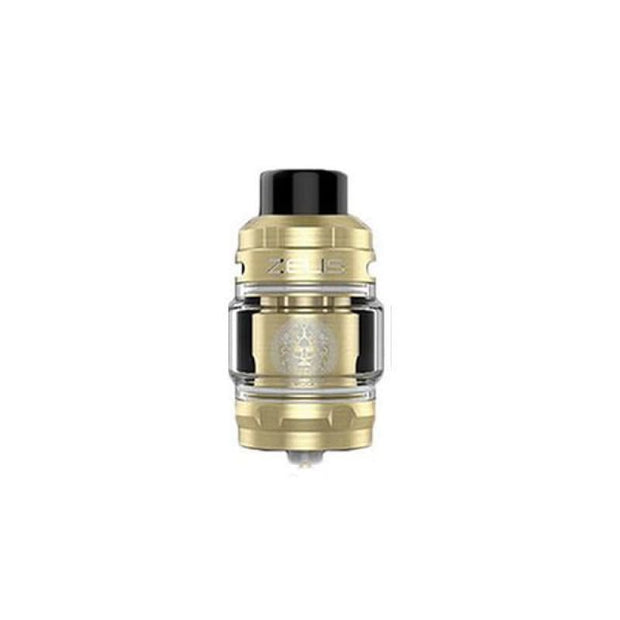 Geekvape Zeus Sub Ohm Tank - Gold - Vaping Products
