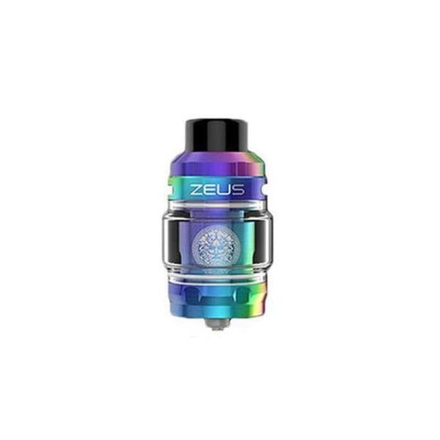 Geekvape Zeus Sub Ohm Tank - Rainbow - Vaping Products