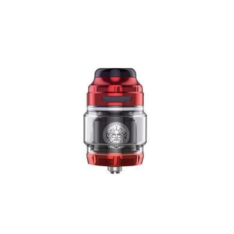 GeekVape Zeus X RTA Tank - Red - Vaping Products