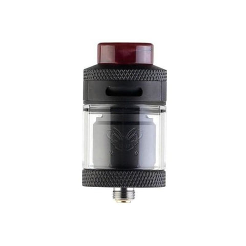 Hellvape Dead Rabbit RTA Tank - Black - Vaping Products