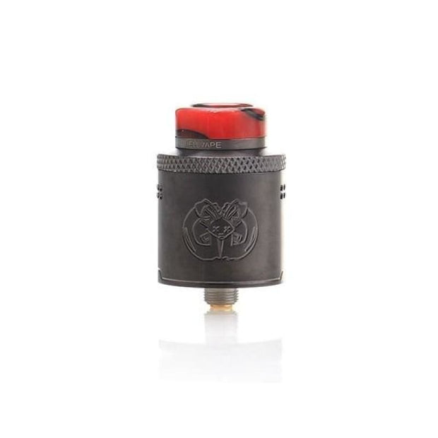 Hellvape Drop Dead RDA Tank - Gun Metal - Vaping Products