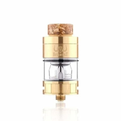 Hellvape Hellbeast Hybrid Tank - Gold - Vaping Products