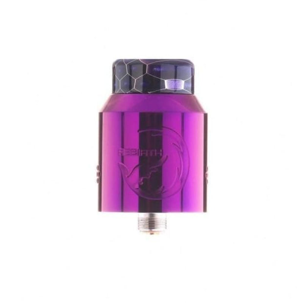 Hellvape Rebirth RDA - Purple - Vaping Products
