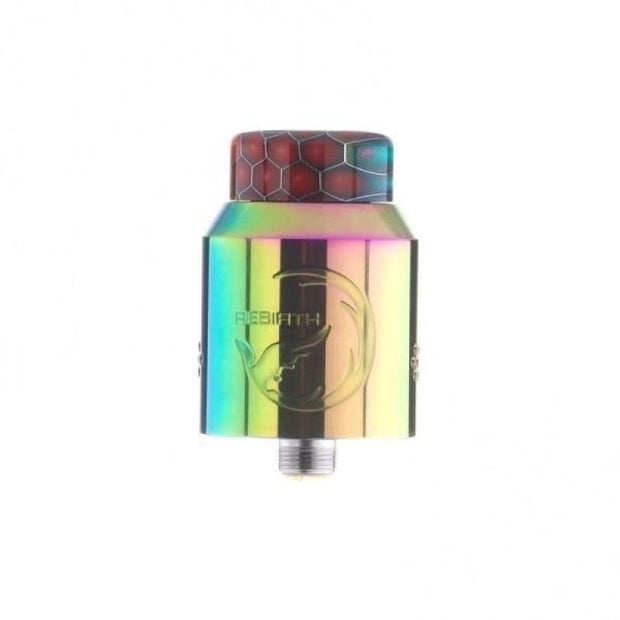 Hellvape Rebirth RDA - Rainbow - Vaping Products