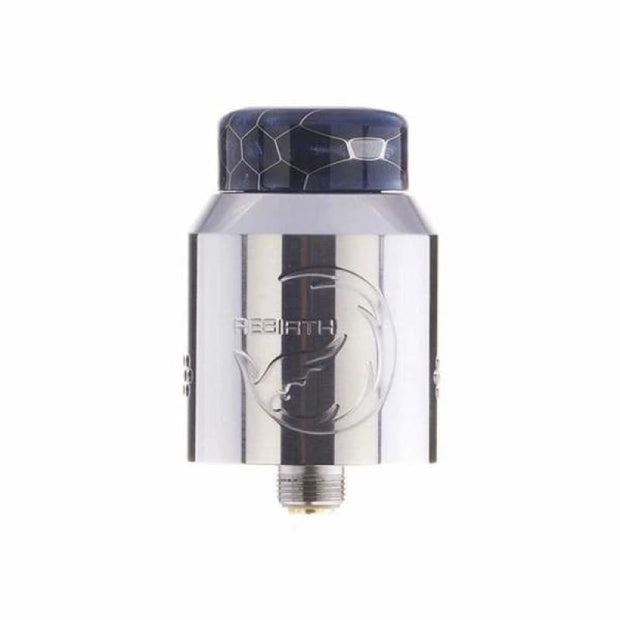Hellvape Rebirth RDA - Stainless Steel - Vaping Products