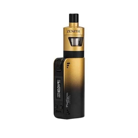Innokin CoolFire Mini Zenith Kit - Gold - Vaping Products
