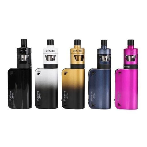 Innokin CoolFire Mini Zenith Kit - White - Vaping Products