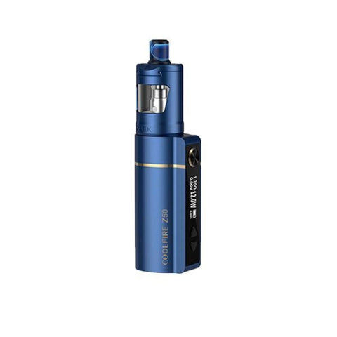 Innokin Coolfire Z50 VW Kit - Blue - Vaping Products