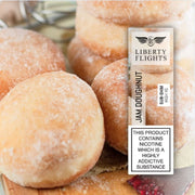 Liberty Flights - Jam Doughnut - 0.3mg (VGH) - Jam Doughnut