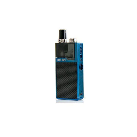 Lost Vape Orion Q Kit - Blue-Black - Vaping Products