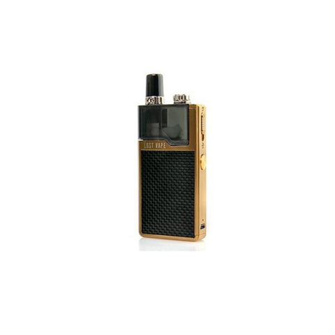 Lost Vape Orion Q Kit - Gold-Black - Vaping Products