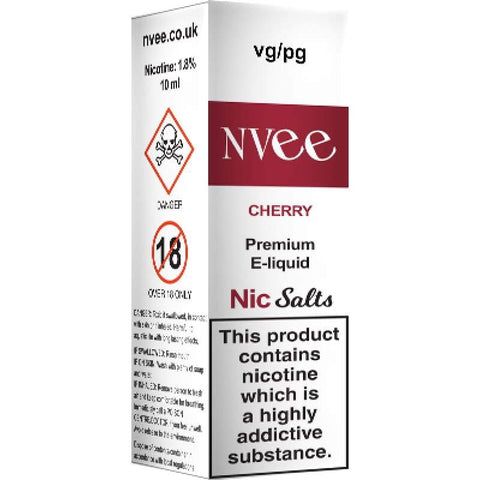 Nvee - Cherry 10ml Salts