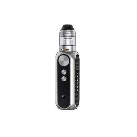 OBS Cube X 80W Kit - Chrome - Vaping Products