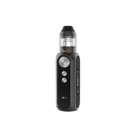 OBS Cube X 80W Kit - Gunmetal - Vaping Products